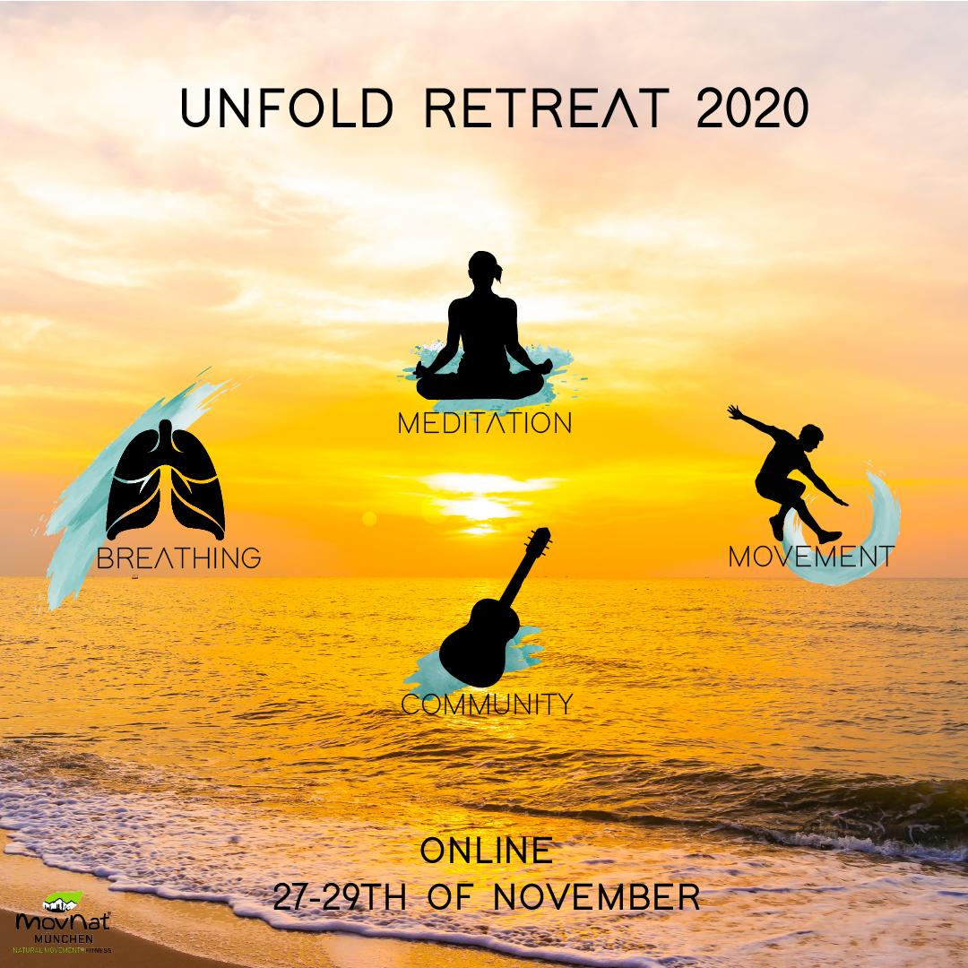 Breathing, Meditation & Movement Online Retreat 27-29th of ...